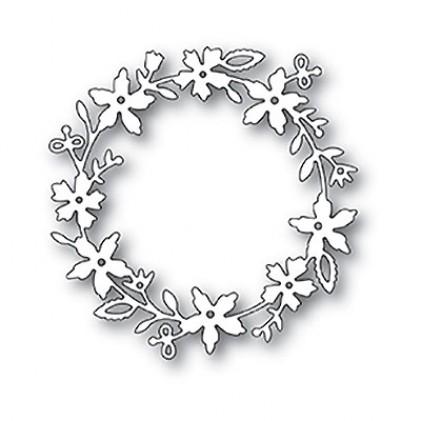 Memory Box Stanzschablone - Devonshire Wreath