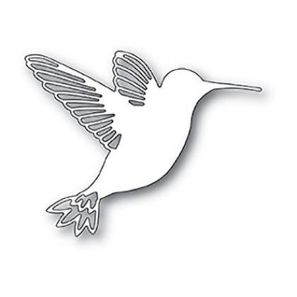 Memory Box Stanzschablone - Marvelous Hummingbird