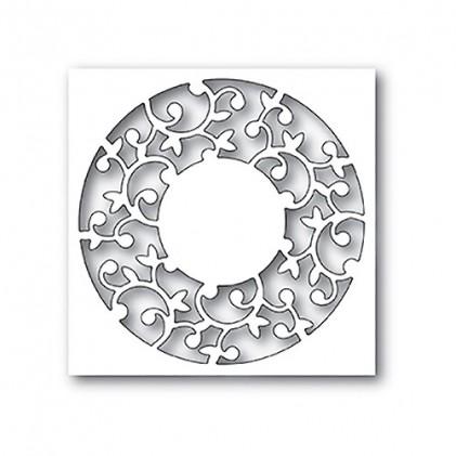 Memory Box Stanzschablone - Hutton Circle Collage