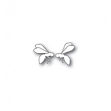 Memory Box Stanzschablone - Sweet Honeybees