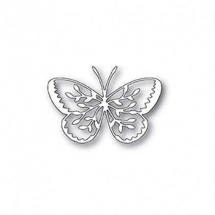 Memory Box Stanzschablone - Vine Butterfly