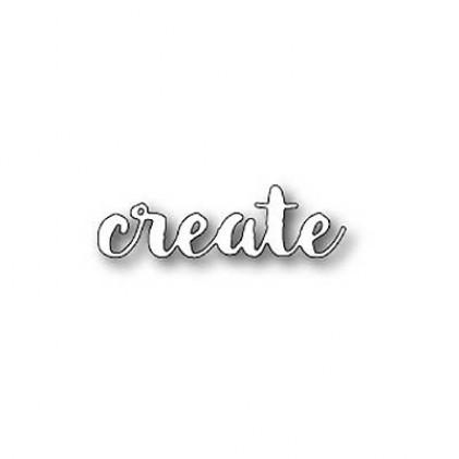 Memory Box Stanzschablone - Paintbrush Create