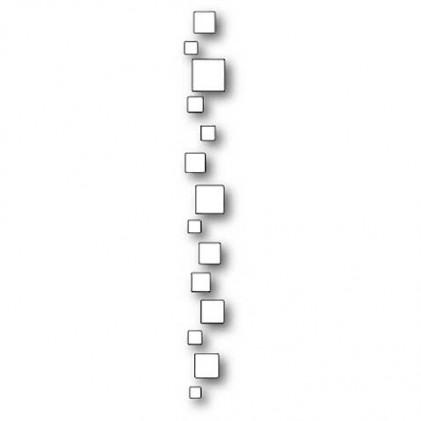 Memory Box Stanzschablone - Cubic Border