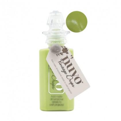 Nuvo Vintage Drops - Pioneer Green