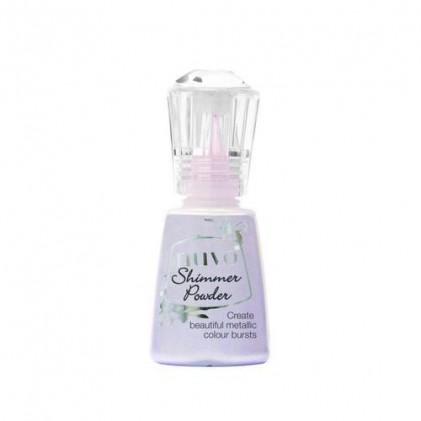 Nuvo Shimmer Powder - Violet Brocade