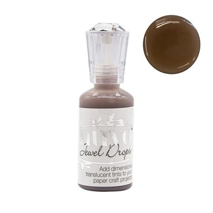 Nuvo Jewel Drops - Cocoa Blush