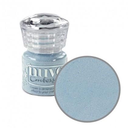 Nuvo Embossingpulver - Serenity Blue