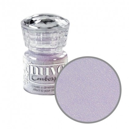 Nuvo Embossingpulver - Soft Lilac