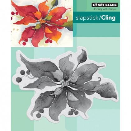 Penny Black Cling Stamps - Scarlet Majesty