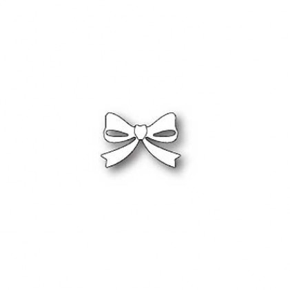 Poppy Stamps Stanzschablone - Prim and Proper Bow