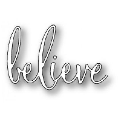 Poppy Stamps Stanzschablone - Fancy Believe