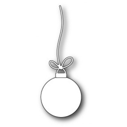 Poppy Stamps Stanzschablone - String Ornament