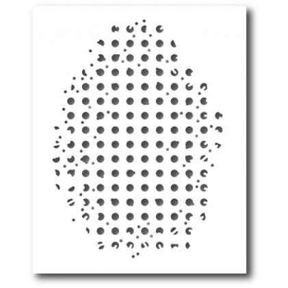 Poppy Stamps Stanzschablone - Jourdana Collage