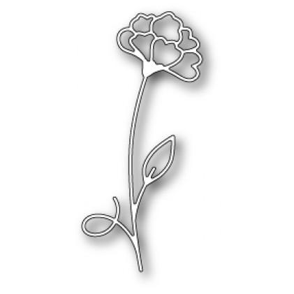 Poppy Stamps Stanzschablone - Peony Bud