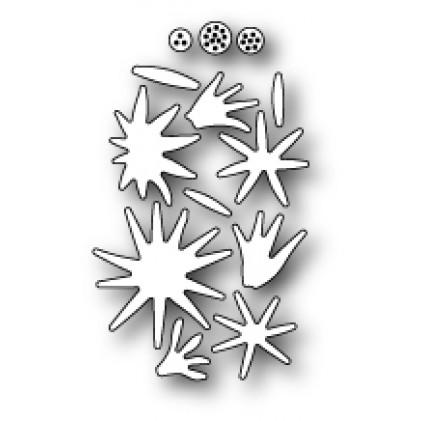 Poppy Stamps Stanzschablone - Fresh Petals