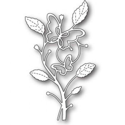 Poppy Stamps Stanzschablone - Bellina Flora