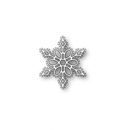 Poppy Stamps Stanzschablone - Callum Stitched Snowflake