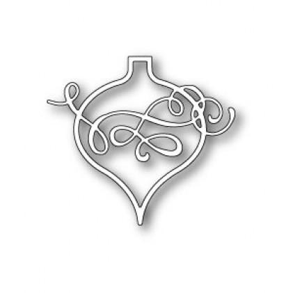 Poppy Stamps Stanzschablone - Lexington Ornament