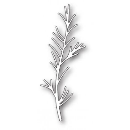 Poppy Stamps Stanzschablone - Pine Twig