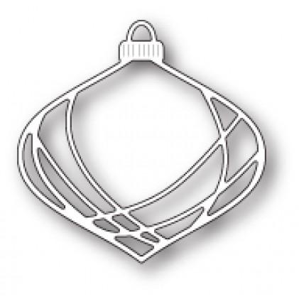 Poppy Stamps Stanzschablone - Wirework Ornament