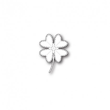 Poppy Stamps Stanzschablone - Lucky Clover
