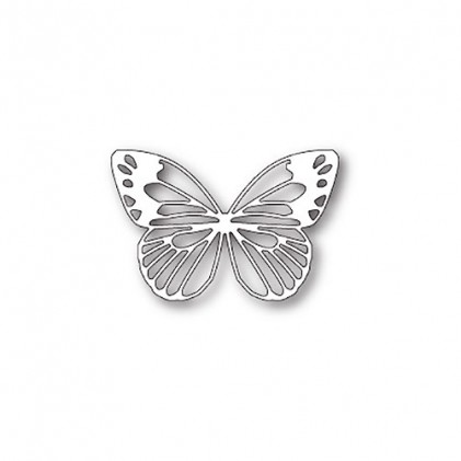 Poppy Stamps Stanzschablone - Powell Butterfly