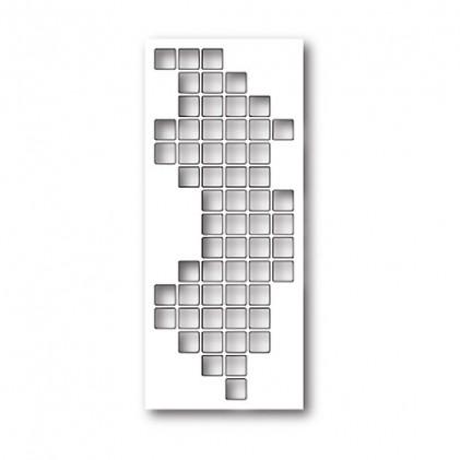 Poppy Stamps Stanzschablone - Grid Collage