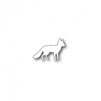 Poppy Stamps Stanzschablone - Careful Fox