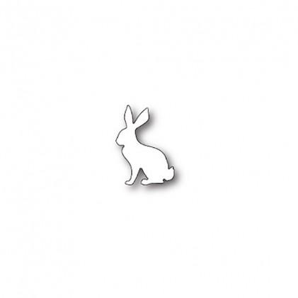 Poppy Stamps Stanzschablone - Serene Rabbit