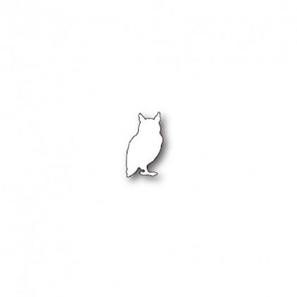 Poppy Stamps Stanzschablone - Wise Owl