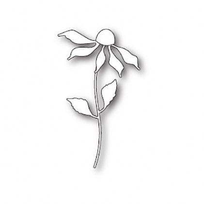 Poppy Stamps Stanzschablone - Ragged Daisy