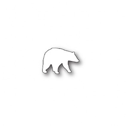 Poppy Stamps Stanzschablone - Small Polar Bear