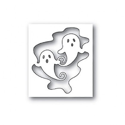 Poppy Stamps Stanzschablone - Ghost Collage