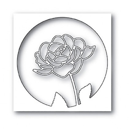Poppy Stamps Stanzschablone - Rose Stem Collage - 20% RABATT