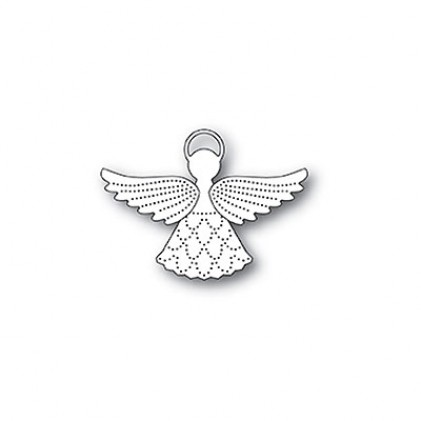 Poppy Stamps Stanzschablone - Pinpoint Angel