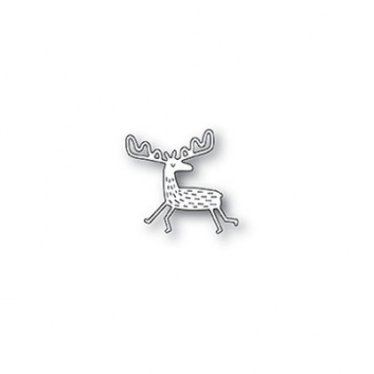 Poppy Stamps Stanzschablone - Whittle Moose