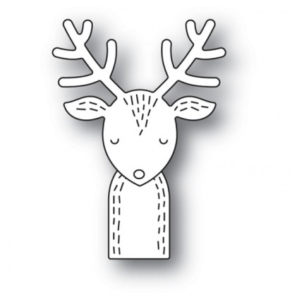Poppy Stamps Stanzschablone - Whittle Rudolph