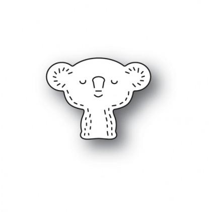 Poppy Stamps Stanzschablone - Whittle Koala