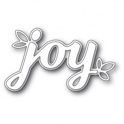 Poppy Stamps Stanzschablone - Holiday Joy