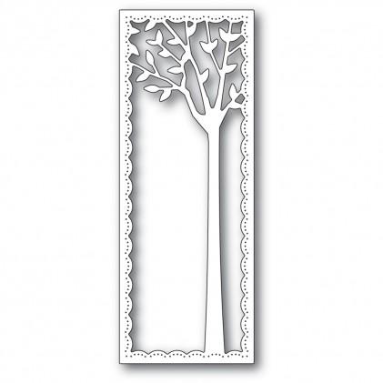 Poppy Stamps Stanzschablone - Soaring Tree Frame