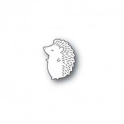 Poppy Stamps Stanzschablone - Whittle Hedgehog