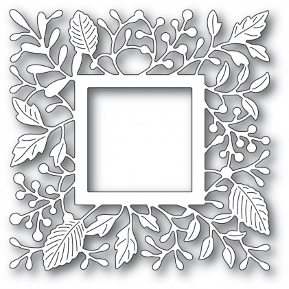 Poppy Stamps Stanzschablone - Adriana Square Frame