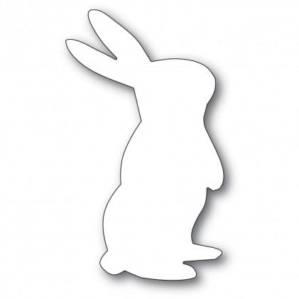 Poppy Stamps Stanzschablone - Wishful Bunny