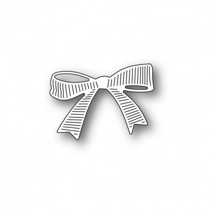 Poppy Stamps Stanzschablone - Grosgrain Bow