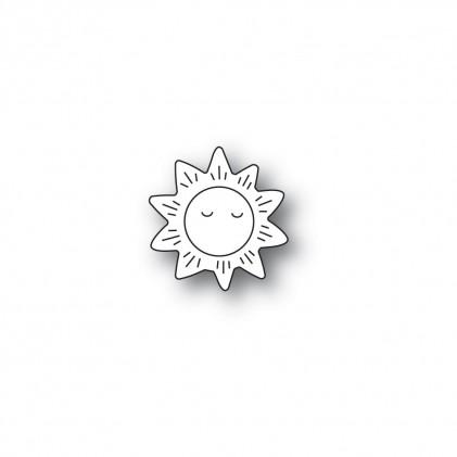 Poppy Stamps Stanzschablone - Whittle Sunshine