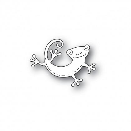 Poppy Stamps Stanzschablone - Whittle Lizard