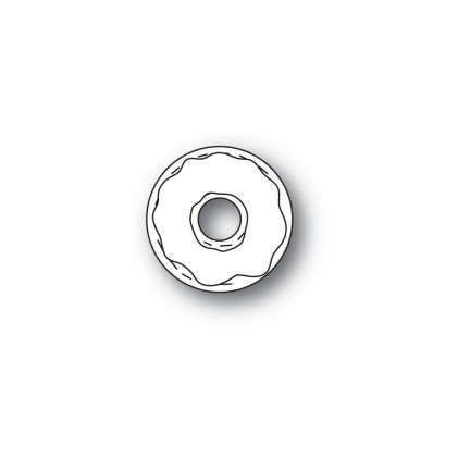 Poppy Stamps Stanzschablone - Whittle Donut