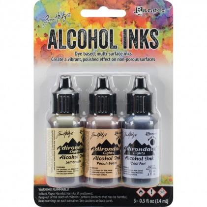 Adirondack Alcohol Inks - 3er Set Wildflowers