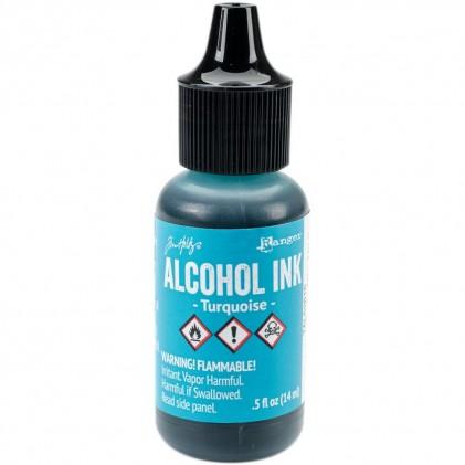 Adirondack Alcohol Ink - Turquoise