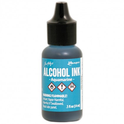Adirondack Alcohol Ink - Aquamarine